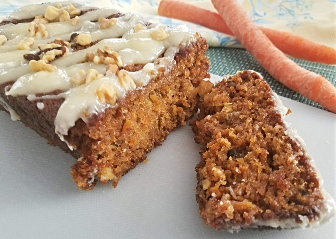 carrot cake bread blog 3