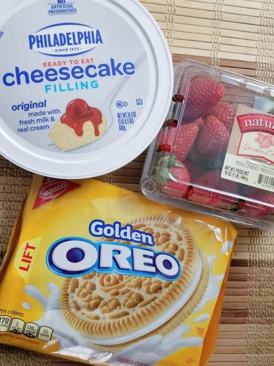 cheesecake bites ing